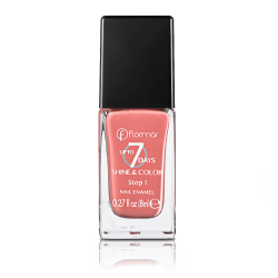 Лак для ногтей SHINE & COLOR 007 DUSTY ROSE, 8 мл